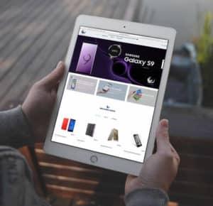 realisation site internet et referencement phenix store